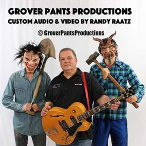 Grover Pants Promo Pic 400x400